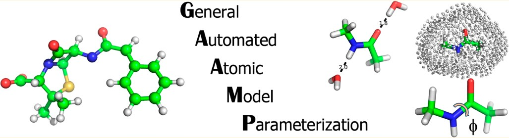 20140820_Xu Li-Ping_Automated Force Field Parameterization for Atomic Models Based on Ab Initio Target Data